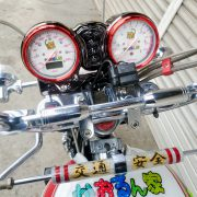 CB400four(NC36)CB750four仕様 デモバイク かおるん家