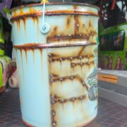 ラッドフィンクをエアブラシ&3種のエージング塗装|塗装・カスタムペイント・エアブラシetc..